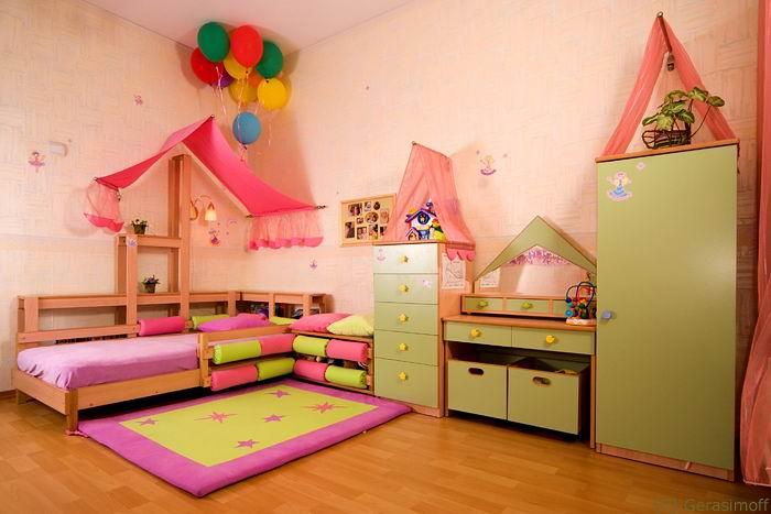 недорогая детская мебель москве от производителя