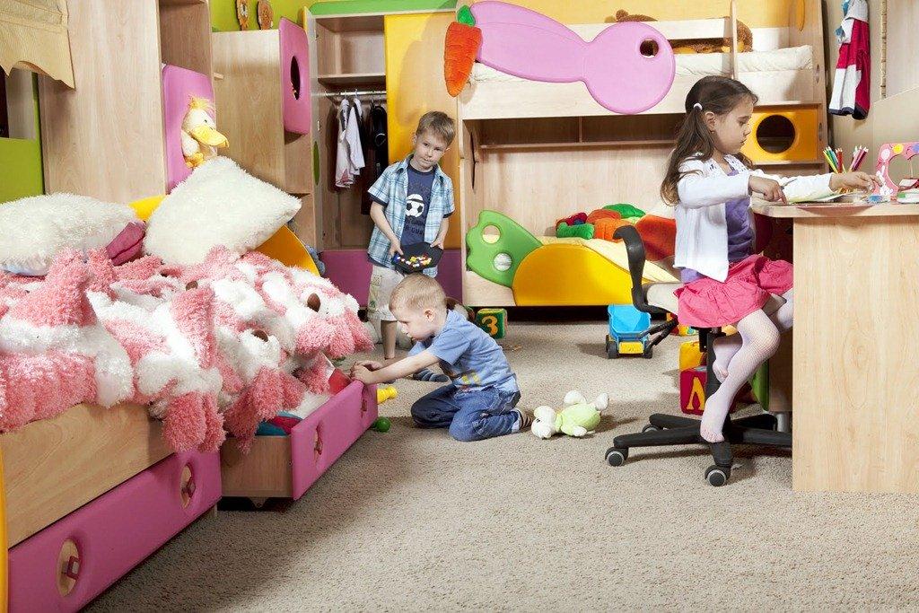 детская мебель от производителя в москве недорого