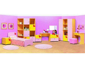 детская мебель купить в москве от производителя
