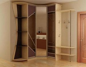 Корпусная мебель на заказ Москва