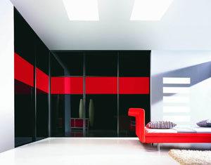 Дизайн проект шкафа купе
